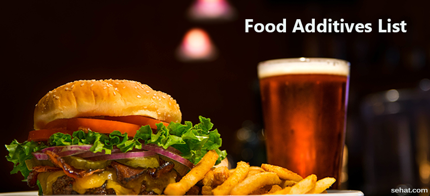 10 Harmful Food Additives and Their Effects on Health