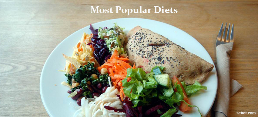 10 Most Popular Lifestyle Diets: Benefits & Guidelines