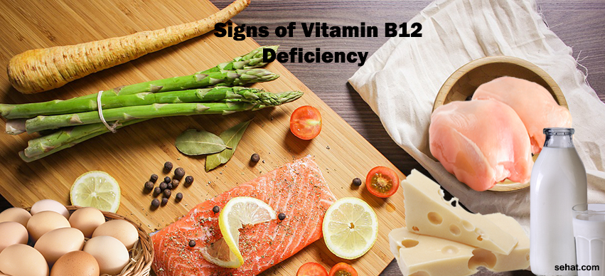 10 Signs You Are Not Getting Enough Vitamin B-12