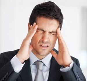 Migraine symptoms in men
