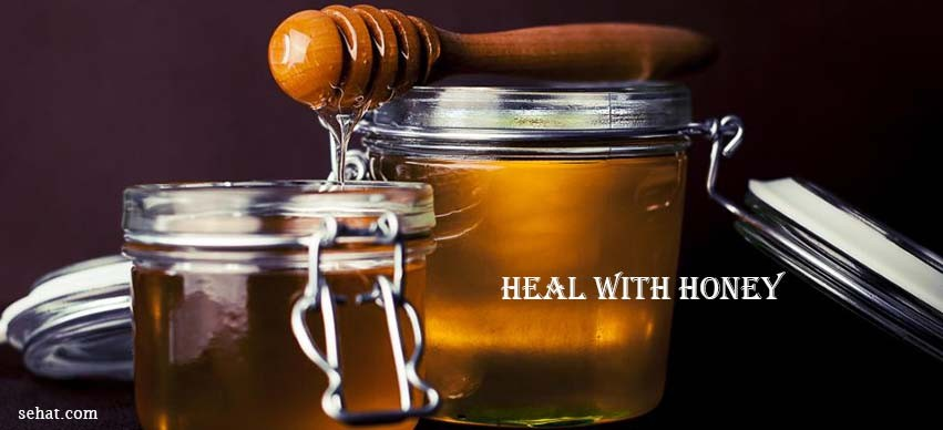 Heal with Honey
