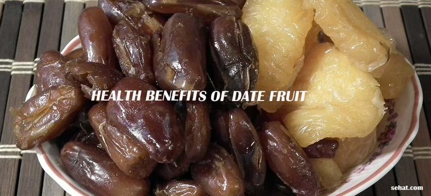 Health Benefits of Date Fruit