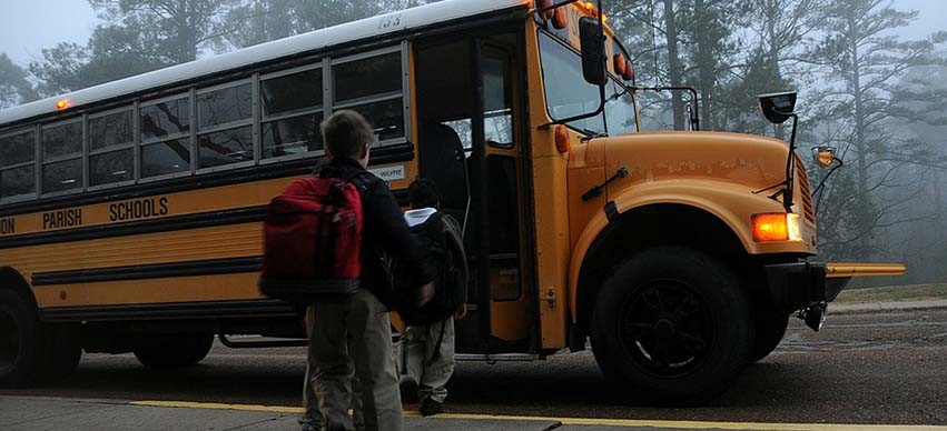 school bags harming your child's spine
