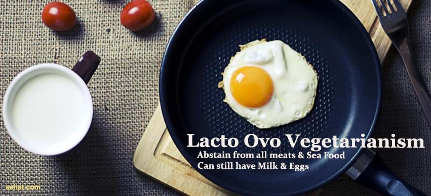 Lacto Ovo Vegetarianism