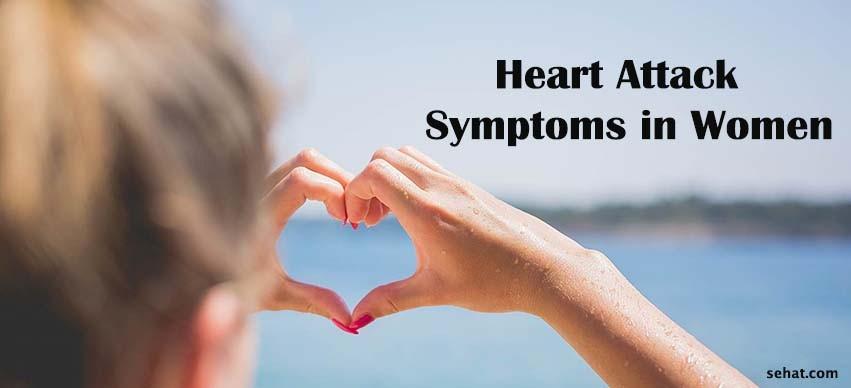 Heart Attack Symptoms for Women in 40s