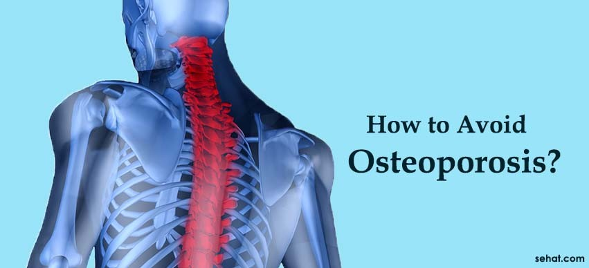 How to Avoid Osteoporosis
