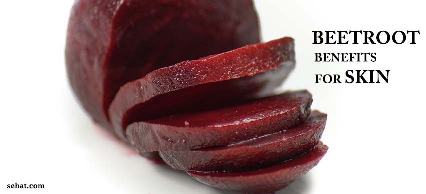 BEETROOT BENEFITS FOR SKIN