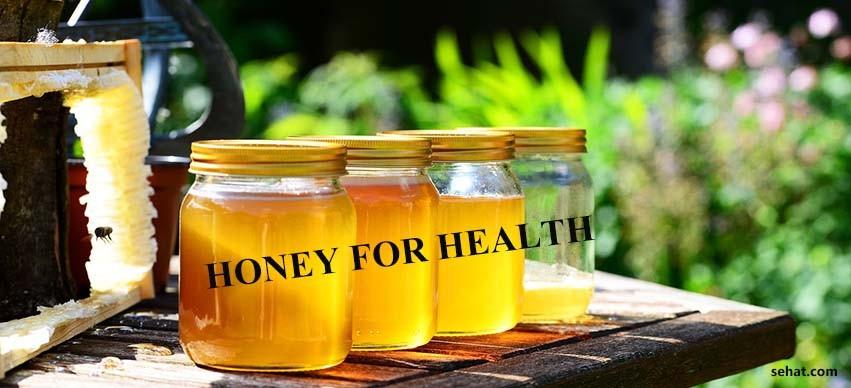 HONEY FOR HEALTH