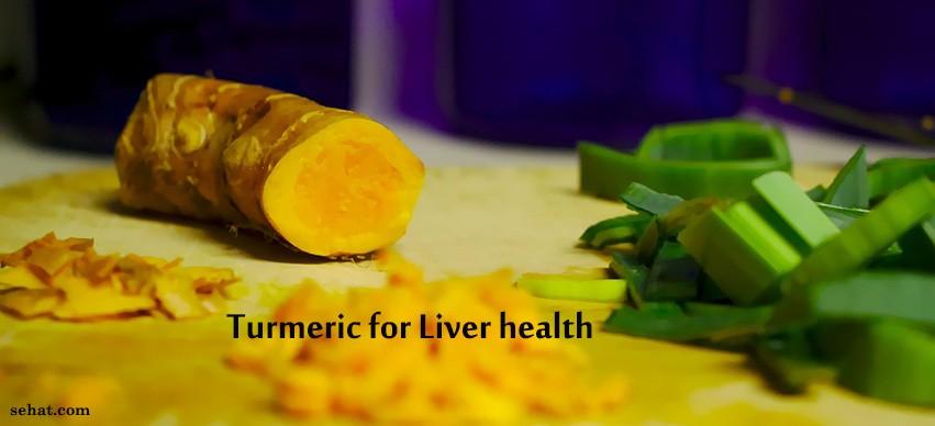 Turmeric for liver