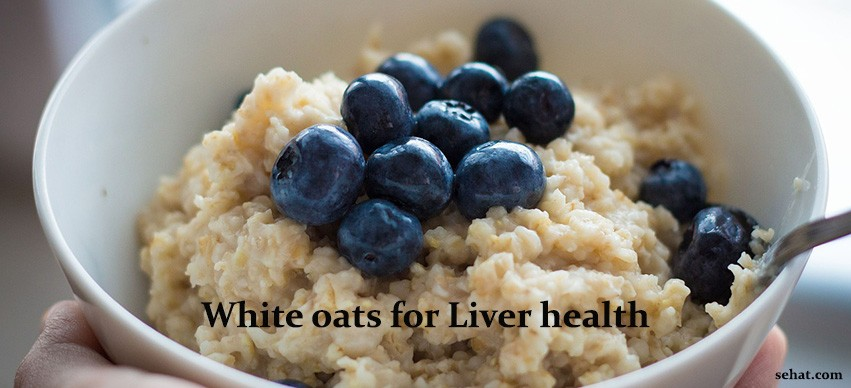 White oats for liver