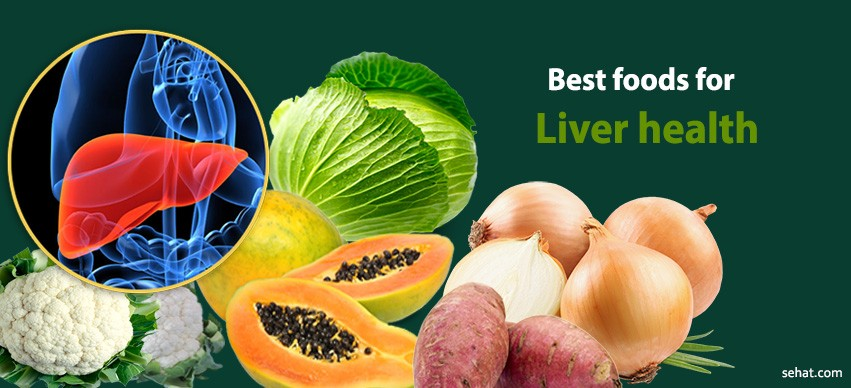 Best Foods To Eat For Liver Health