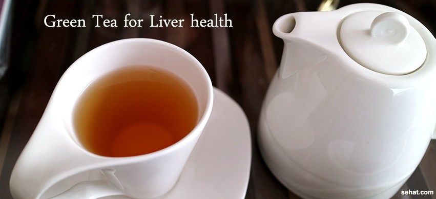 Green Tea for liver