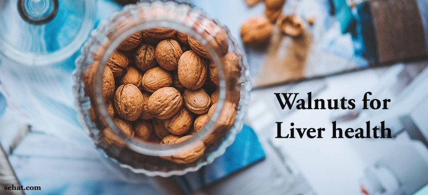Walnuts for liver