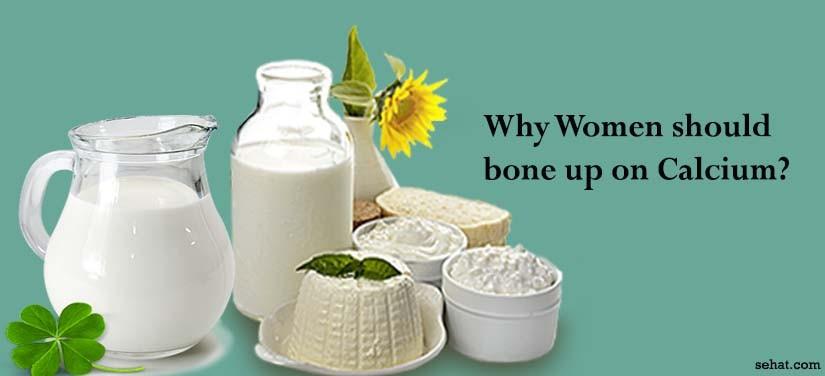 women and calcium