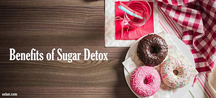 Benefits of sugar detox