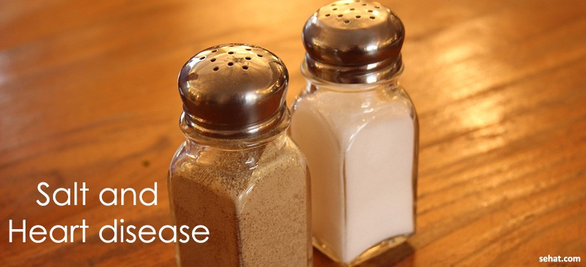salt and heart disease