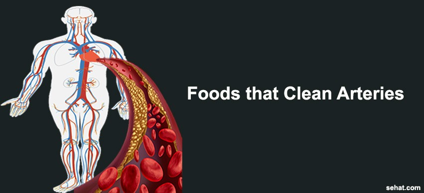 Foods that clean your Arteries