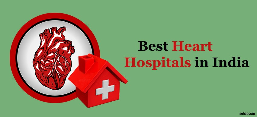 Top 5 heart hospitals in India
