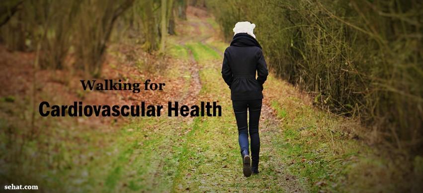 Walking for Cardiovascular Health