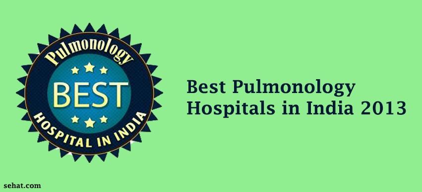 Best Pulmonology Hospitals in In