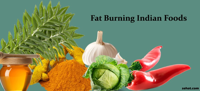 Fat Burning Indian Foods