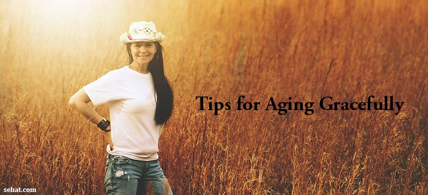 Tips for Aging Gracefully