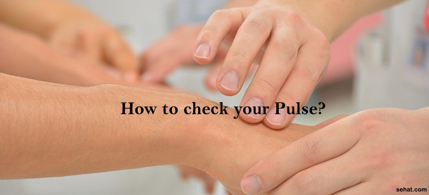 How to check your Pulse?