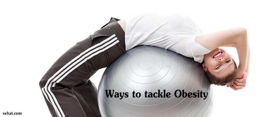 Ways to tackle Obesity