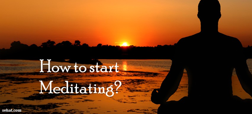 How to start Meditating?