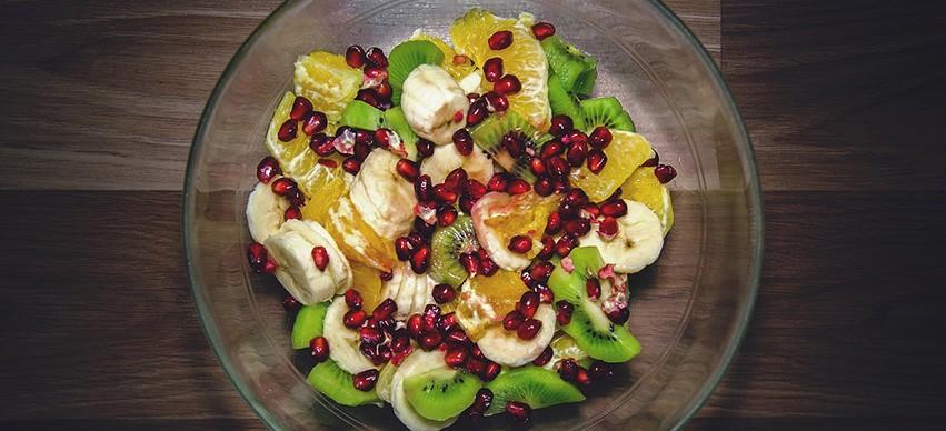Mix Fruit salad snack recipe