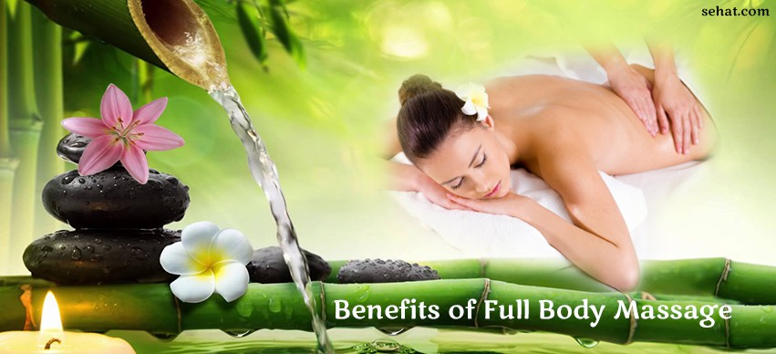 Benefits of Full Body Massage