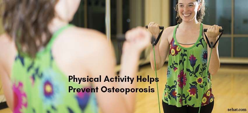 Physical Activity Helps Prevent Osteoporosis