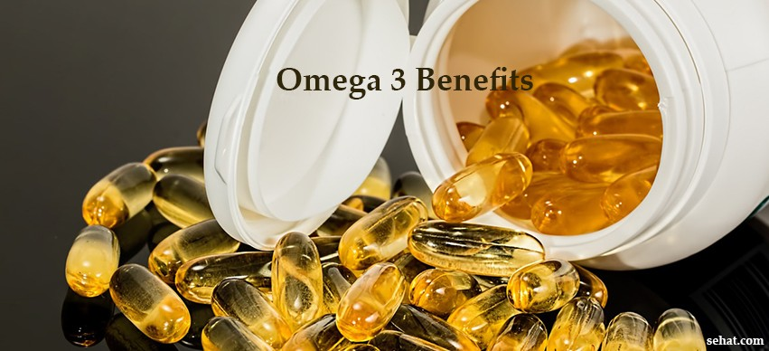 Omega 3 Benefits