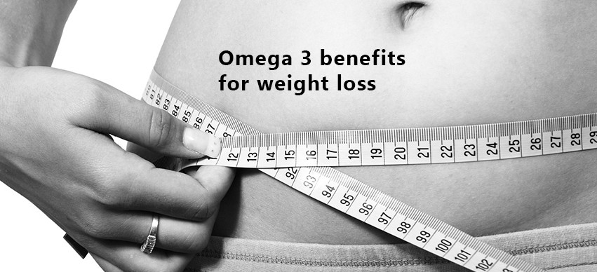 omega 3 benefits for weight loss