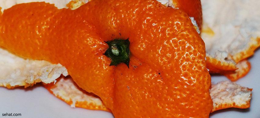 Orange Peel for Dark Neck