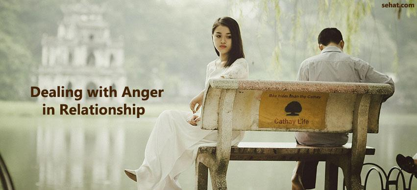 Dealing with Anger in Relationship