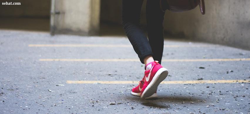 Take a Walk Healthy Lunch Idea