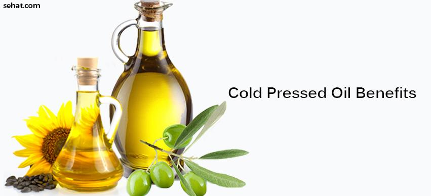 Cold Pressed Oil Benefits