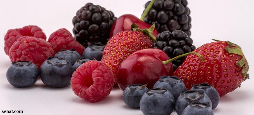 Berries Hypothyroidism diet