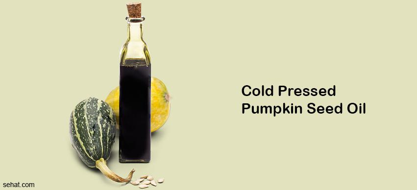 Pumpkin Seed Oil for cooking