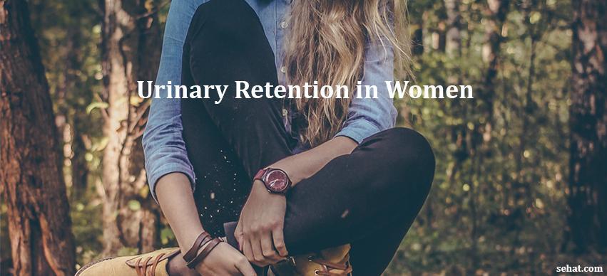 Urinary Retention in women