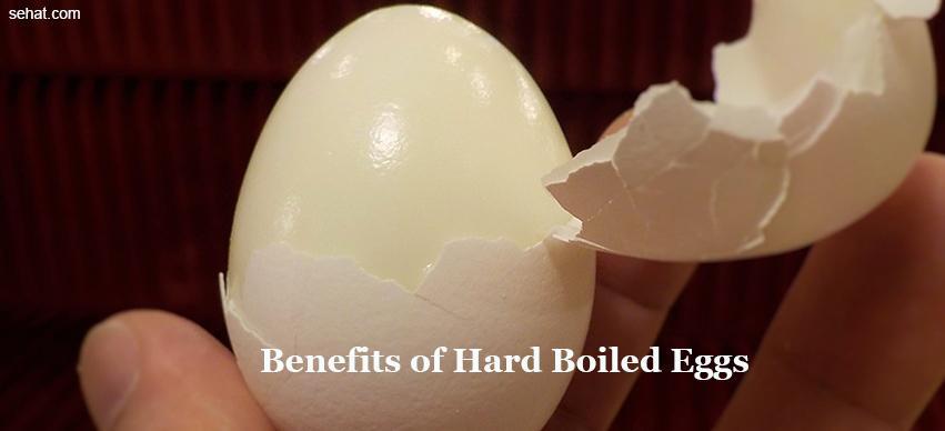 hard boiled eggs benefits