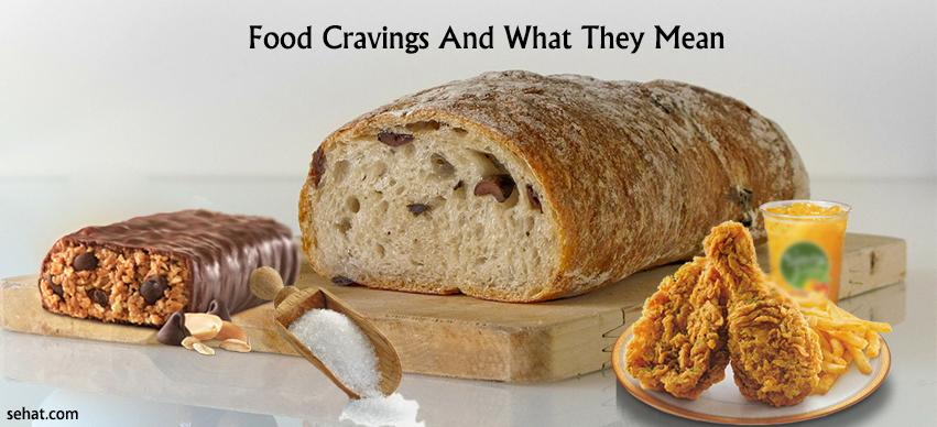 Food Cravings And What They Mean