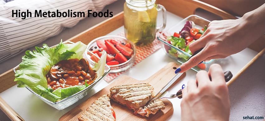 High Metabolism Foods