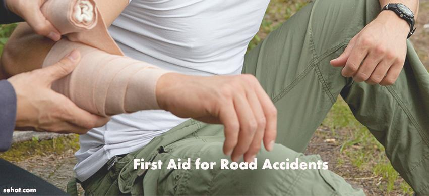 First Aid for Road Accident