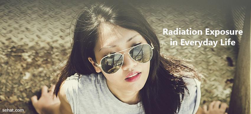 Radiation Exposure In Life