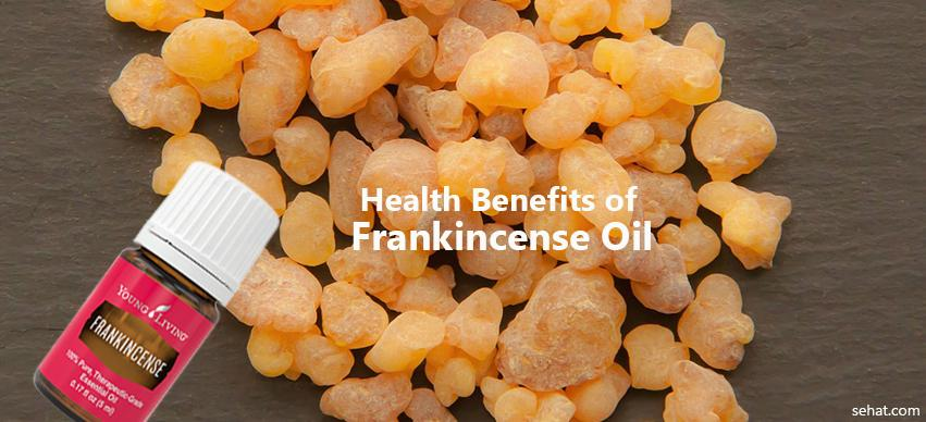Health Benefits of Frankincense Oil