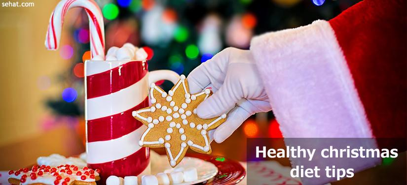 Healthy christmas diet tips