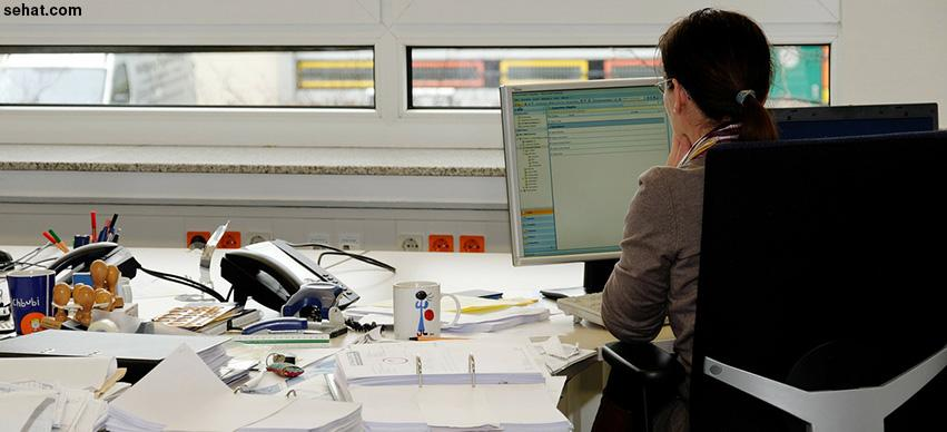 Desk Jobs that make you fat