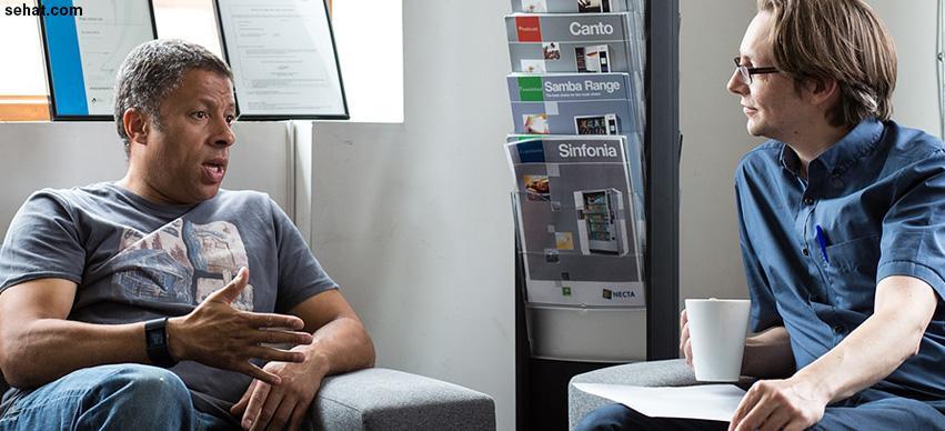 Vending machines and coffee breaks